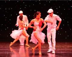 Maritza Rosales Bailarina Instructora Coreografa Profesional en Bailes Populares y de Salon Ritmos Cubanos y Latinos Rumba Mambo Salsa Merengue Cumbia 004