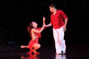 Maritza Rosales Bailarina Instructora Coreografa Profesional en Bailes Populares y de Salon Ritmos Cubanos y Latinos Rumba Mambo Salsa Merengue Cumbia 012