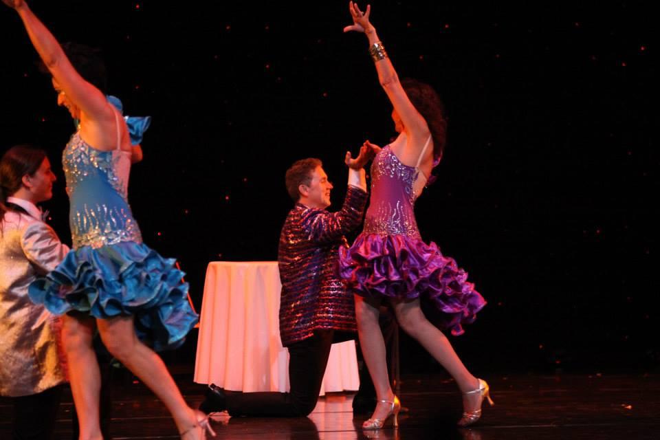 Maritza Rosales Bailarina Instructora Coreografa Profesional en Bailes Populares y de Salon Ritmos Cubanos y Latinos Rumba Mambo Salsa Merengue Cumbia 018