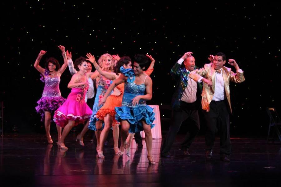 Maritza Rosales Bailarina Instructora Coreografa Profesional en Bailes Populares y de Salon Ritmos Cubanos y Latinos Rumba Mambo Salsa Merengue Cumbia 021