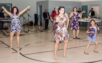 Maritza Rosales Bailarina Instructora Coreografa Profesional en Bailes Populares y de Salon Ritmos Cubanos y Latinos Rumba Mambo Salsa Merengue Cumbia 034