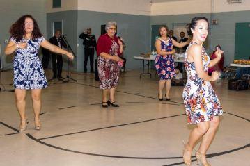 Maritza Rosales Bailarina Instructora Coreografa Profesional en Bailes Populares y de Salon Ritmos Cubanos y Latinos Rumba Mambo Salsa Merengue Cumbia 035