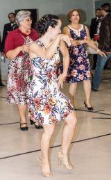 Maritza Rosales Bailarina Instructora Coreografa Profesional en Bailes Populares y de Salon Ritmos Cubanos y Latinos Rumba Mambo Salsa Merengue Cumbia 037