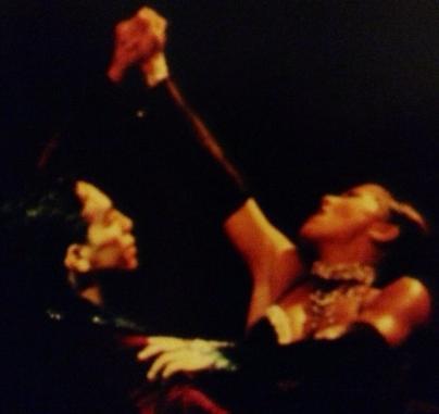 Maritza Rosales Bailarina Instructora Coreografa Profesional en Bailes Populares y de Salon Ritmos Cubanos y Latinos Rumba Mambo Salsa Merengue Cumbia 041