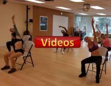 videos Clase de Boombafro Cardio Tonificacion Reductiva Yoga Meditacion con sillas Isntructora y creadora Maritza Rosales