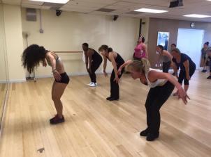Boombafro Master Class por Maritza Rosales Bailarina Instructora Coreografa Creadora y Directora Profesional de este estilo de clase AfroCubano Latino Cardio Tonificacion Yoga Meditacion 004