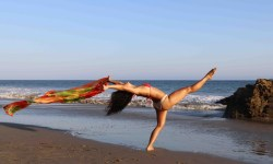 Maritza Rosales Bailraina Instructora Coreografa Profesional de Danza Moderna y Contemporaneo Tecnica Cubana 013