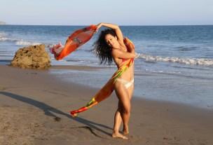 Maritza Rosales Bailraina Instructora Coreografa Profesional de Danza Moderna y Contemporaneo Tecnica Cubana 023