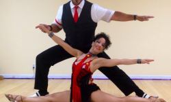 Oshun Wings Dance Art Entertainment Maritza Rosales Bailarina Profesional Director general de transporte SC SCV Robert Galarza Recaudacion de fondos para el Senior Center 012