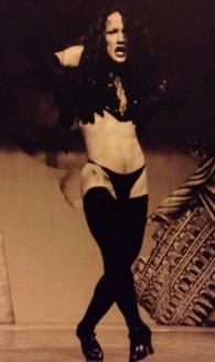 Variedades Shows Business Bailarina Instructora Coreografa Maritza Rosales Fundadora Directora de Oshun Wings Dance Art and Entertainment 001