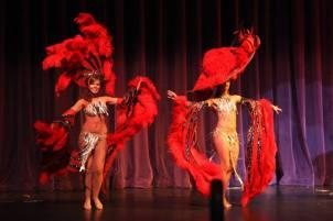 Variedades Shows Business Bailarina Instructora Coreografa Maritza Rosales Fundadora Directora de Oshun Wings Dance Art and Entertainment 012