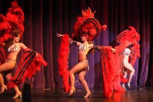 Variedades Shows Business Bailarina Instructora Coreografa Maritza Rosales Fundadora Directora de Oshun Wings Dance Art and Entertainment 015