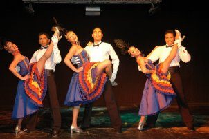 Variedades Shows Business Bailarina Instructora Coreografa Maritza Rosales Fundadora Directora de Oshun Wings Dance Art and Entertainment 039