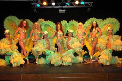 Variedades Shows Business Bailarina Instructora Coreografa Maritza Rosales Fundadora Directora de Oshun Wings Dance Art and Entertainment 049