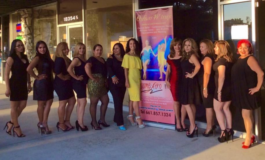Aniversario Oshun Wings Certificado de Boombafro master class Directora fundadora Maritza Rosales 01