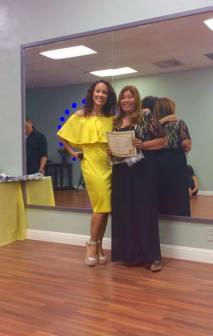Anniversary Oshun Wings Certificate de Boombafro master class Director founder Maritza Rosales 15
