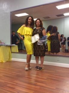 Anniversary Oshun Wings Certificate de Boombafro master class Director founder Maritza Rosales 17