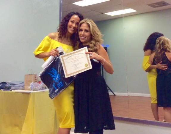 Anniversary Oshun Wings Certificate de Boombafro master class Director founder Maritza Rosales 21