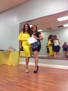 Anniversary Oshun Wings Certificate de Boombafro master class Director founder Maritza Rosales 22