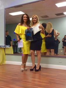 Anniversary Oshun Wings Certificate de Boombafro master class Director founder Maritza Rosales 25