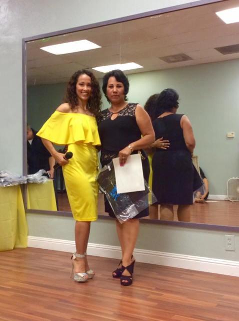 Anniversary Oshun Wings Certificate de Boombafro master class bailarina coreografa profesional Maritza Rosales 23