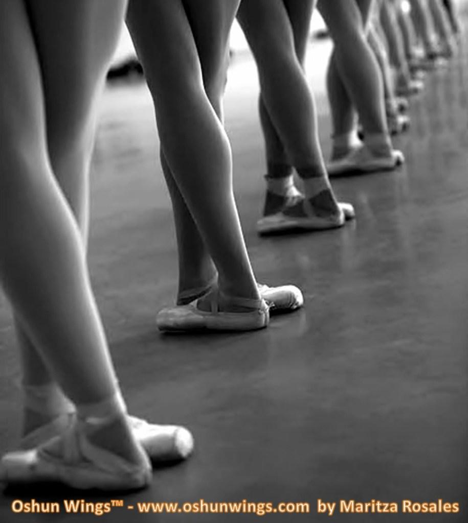 Ballet clasico tecnica cubana Maritza Rosales professional choreographer Oshun Wings