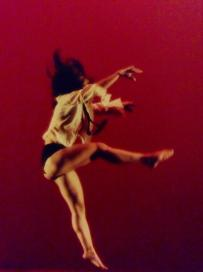 Contemporaneo coreografa bailarina profesional Maritza Rosales Oshun Wings Dance Art Entertainment 01