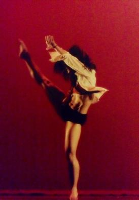 Contemporaneo coreografa bailarina profesional Maritza Rosales Oshun Wings Dance Art Entertainment 05