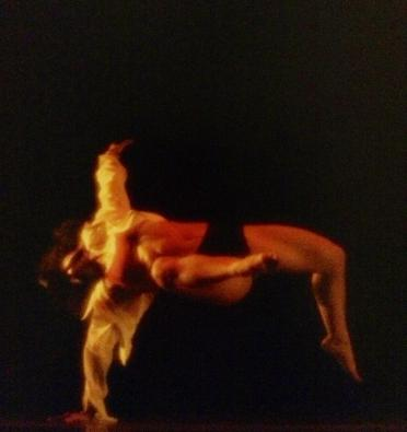 Contemporaneo professional choreographer dancer Maritza Rosales Oshun Wings Dance Art Entertainment 07