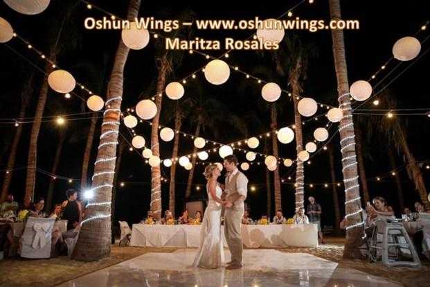 Coreografias para Aniversarios Maritza Rosales Professional Choreographer Oshun Wings