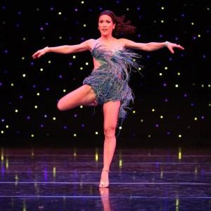 Maritza Rosales Bailarina Profesional de Oshun Wings