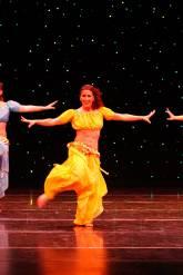 Shows para eventos fiestas aniversarios espectaculos festivales congresos bailarina y coreografa profesional Maritza Rosales Oshun Wings 05