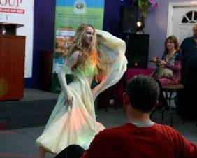 Shows para eventos fiestas aniversarios espectaculos festivales congresos bailarina y coreografa profesional Maritza Rosales Oshun Wings 10