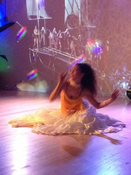Shows para eventos fiestas aniversarios espectaculos festivales congresos bailarina y coreografa profesional Maritza Rosales Oshun Wings 25
