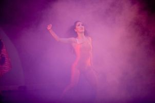 Shows para eventos fiestas aniversarios espectaculos festivales congresos bailarina y coreografa profesional Maritza Rosales Oshun Wings 33