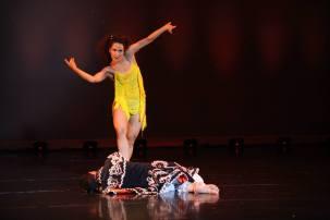 Shows para eventos fiestas aniversarios espectaculos festivales congresos bailarina y coreografa profesional Maritza Rosales Oshun Wings 40