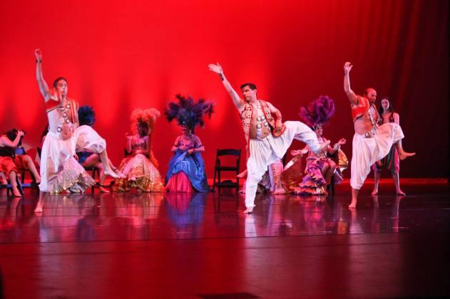 Shows para eventos fiestas aniversarios espectaculos festivales congresos bailarina y coreografa profesional Maritza Rosales Oshun Wings 44