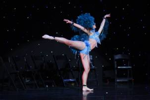 Shows para eventos fiestas aniversarios espectaculos festivales congresos bailarina y coreografa profesional Maritza Rosales Oshun Wings 51