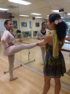 ballet Clasico tecnica Cubana clases privadas coreografa profesional Maritza Rosales 01