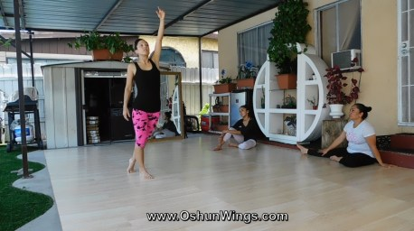 choregraphic workshop professinal choreographer dancer Maritza Rosales 05