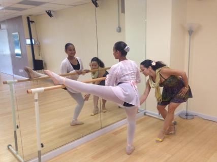 classical ballet Cuban technique professional dancer Maritza Rosales 04