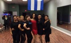 fiesta, clases animacion boombafro master class coreografa profesional Maritza Rosales 01