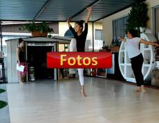 fotos choreographic composition professional choreographer dancer Maritza Rosales Jessy Ariaz
