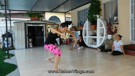 taller coreografico professinal choreographer dancer Maritza Rosales 06