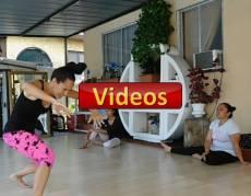 videos choreographic composition professional choreographer dancer Maritza Rosales Jessy Ariaz
