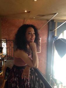 salsa dancer maritza rosales comercial shoot director roman wyden producer alex solomons wyden creable films mirj gschwind 05