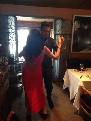 salsa dancer maritza rosales comercial shoot director roman wyden producer alex solomons wyden creable films mirj gschwind 19