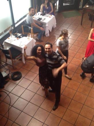 salsa dancer maritza rosales comercial shoot director roman wyden producer alex solomons wyden creable films mirj gschwind 21