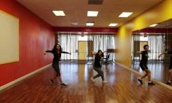 Clases de baile Afrocubano Orisha Ogun by Maritza Rosales Choreographer dancer