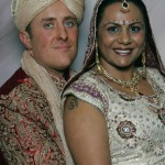 Congratulations to Heena Shah and Brian Griffin